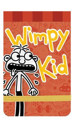 Diary of a Wimpy Kid Fregley Mini Journal By Kinney, Jeff