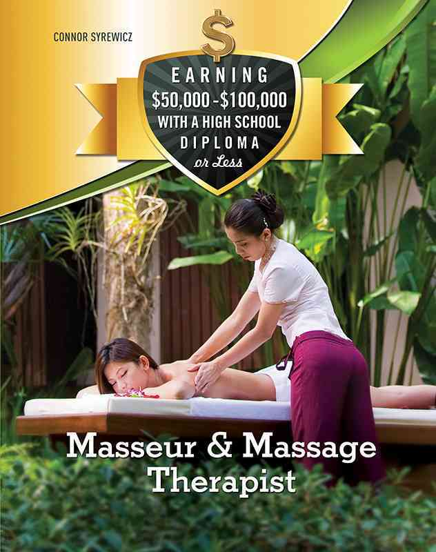 Masseur & Massage Therapist By Syrewicz, Connor